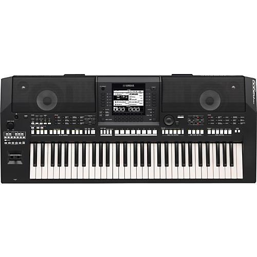 Yamaha PSR-A2000 61-Key Arranger Workstation Black