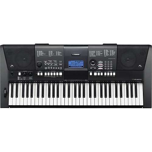 Yamaha PSR E-423 61-Key Portable Keyboard w/ Survival Kit