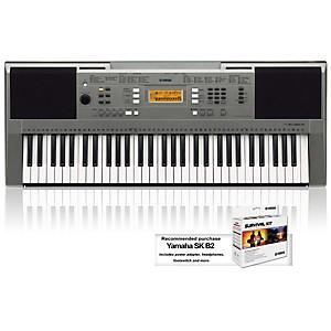 Yamaha PSR-E353 61 Key Portable Keyboard