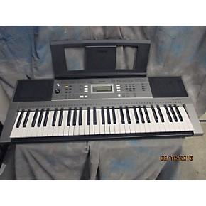 used yamaha psr e353 portable keyboard guitar center. Black Bedroom Furniture Sets. Home Design Ideas