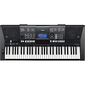 yamaha psr e423 61 key portable keyboard guitar center. Black Bedroom Furniture Sets. Home Design Ideas