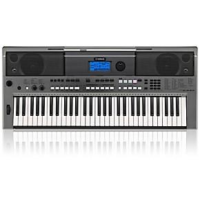 yamaha psr e443 61 keys portable keyboard guitar center. Black Bedroom Furniture Sets. Home Design Ideas
