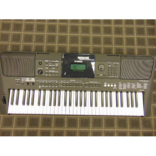used yamaha psr e453 keyboard workstation guitar center. Black Bedroom Furniture Sets. Home Design Ideas