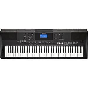 Yamaha PSR-EW400 76 Key High-Level Portable Keyboard