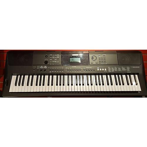 Used yamaha psr ew400 portable keyboard guitar center for Yamaha ew 400