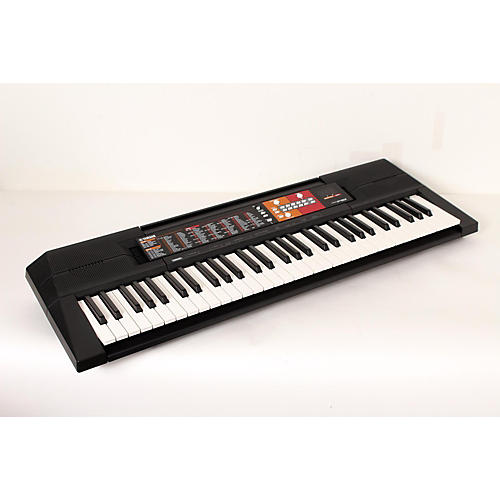 blemished yamaha psr f51 61 key portable keyboard regular. Black Bedroom Furniture Sets. Home Design Ideas