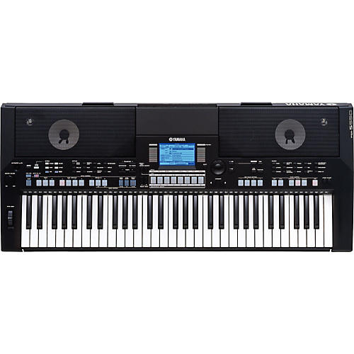 Yamaha PSR-S550B Arranger Workstation Keyboard