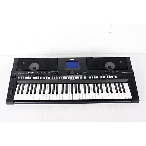 Yamaha PSR-S650 61-Key Arranger Workstation  888365219967-thumbnail