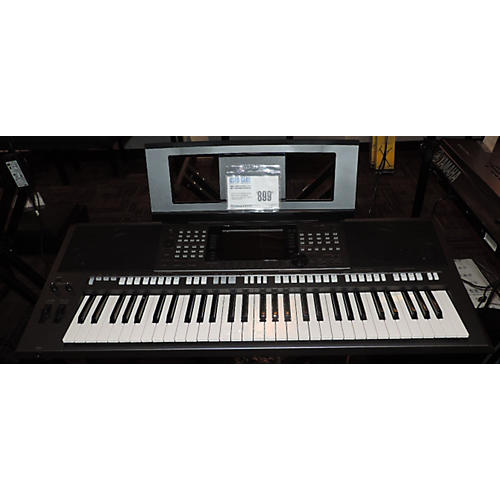 Yamaha PSR-S770 61 KEYS Arranger Keyboard