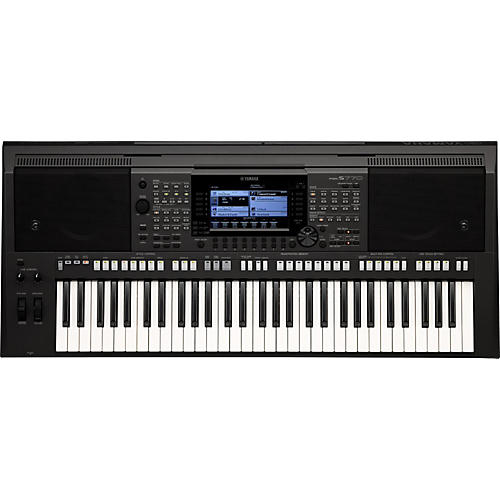 yamaha psr s770 61 key arranger workstation guitar center