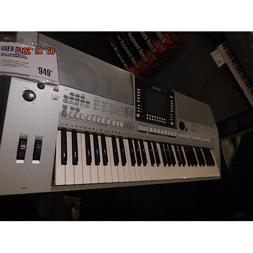 Yamaha PSR-S910 Keyboard Workstation