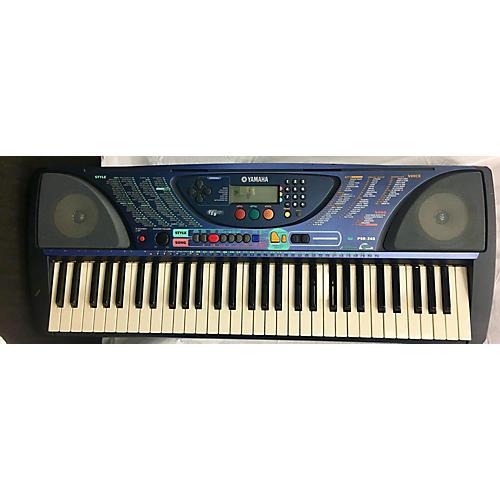 used yamaha psr248 portable keyboard guitar center. Black Bedroom Furniture Sets. Home Design Ideas