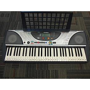 used yamaha psr250 portable keyboard guitar center. Black Bedroom Furniture Sets. Home Design Ideas