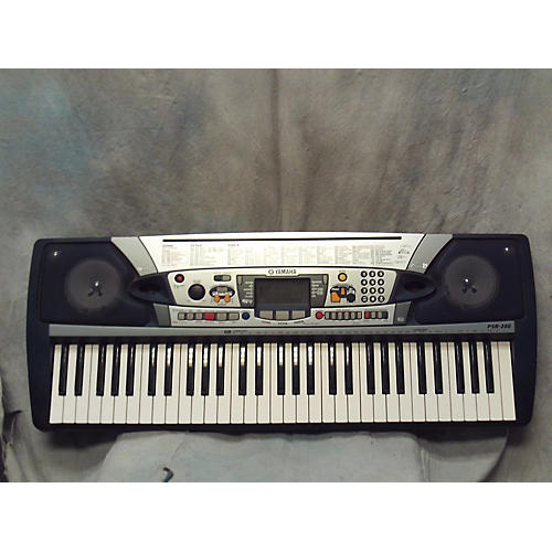 used yamaha psr280 portable keyboard guitar center. Black Bedroom Furniture Sets. Home Design Ideas