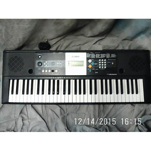 Yamaha PSRE223 61 Key Portable Keyboard-thumbnail