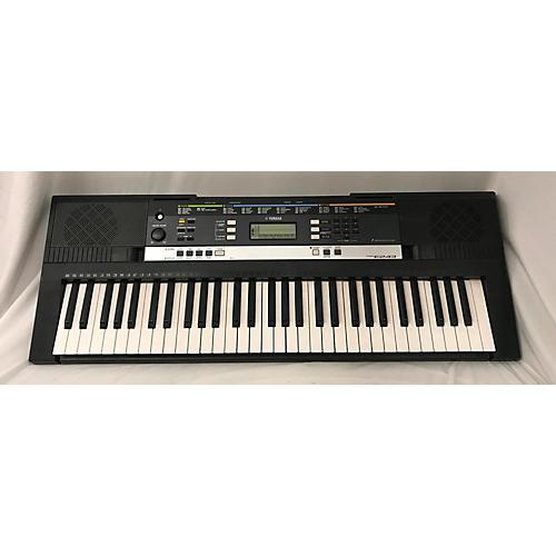 used yamaha psre243 61 key portable keyboard guitar center. Black Bedroom Furniture Sets. Home Design Ideas