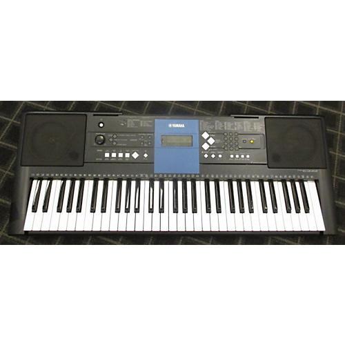 Yamaha PSRE333 61 Key Portable Keyboard-thumbnail