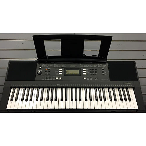 Yamaha PSRE343 61 Key Portable Keyboard