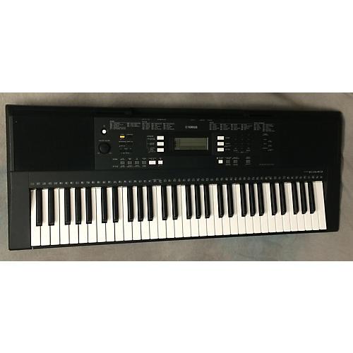 Yamaha PSRE343 61 Key Portable Keyboard