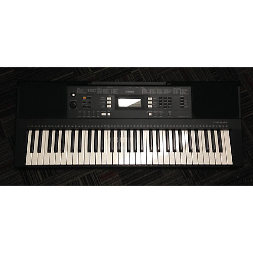 Used yamaha psre343 61 key portable keyboard guitar center for Yamaha credit application
