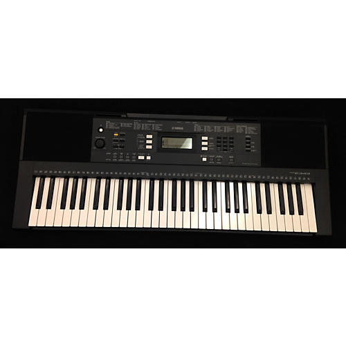 Yamaha PSRE343 61 Key Portable Keyboard-thumbnail