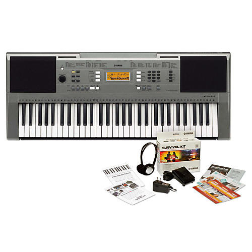 Yamaha psre353 61 key portable keyboard keyboard with for Yamaha credit application