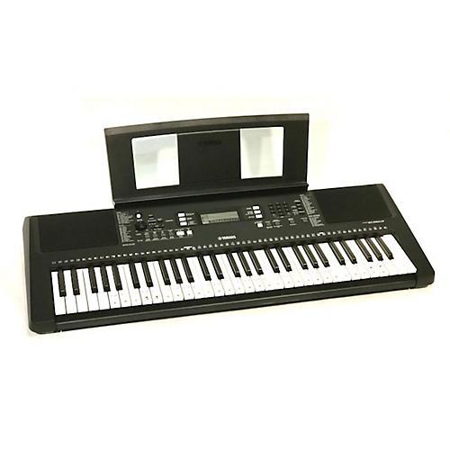 used yamaha psre363 portable keyboard guitar center. Black Bedroom Furniture Sets. Home Design Ideas