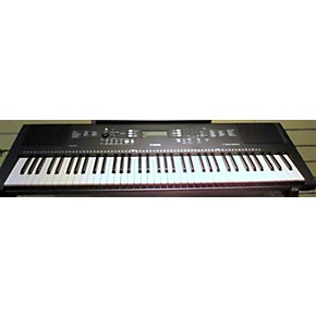 used yamaha psrew300 portable keyboard guitar center. Black Bedroom Furniture Sets. Home Design Ideas