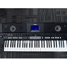 Yamaha PSRS650 61 Key Arranger Keyboard
