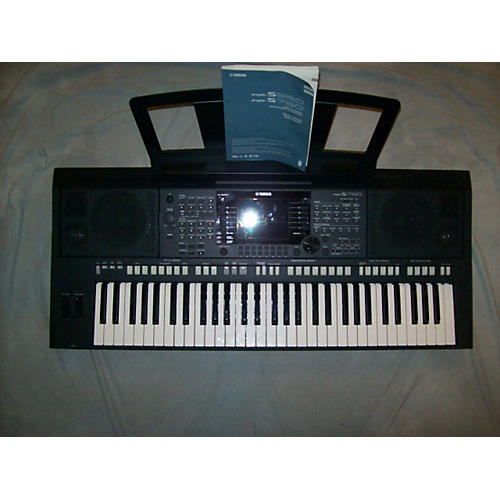 Yamaha PSRS750 61 Key Arranger Keyboard