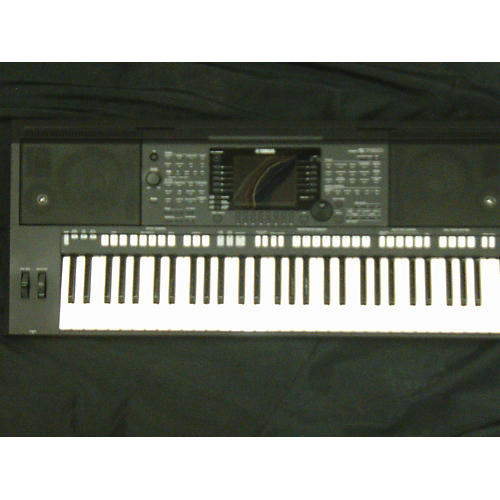 Yamaha PSRS750 61 Key Arranger Keyboard-thumbnail