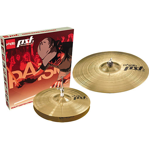Paiste PST 3 Essential Cymbal Set 13/18-thumbnail