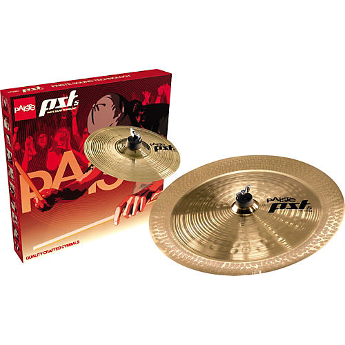 Paiste PST 5 Effects Pack 10/18