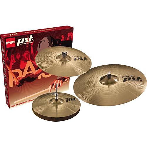 Paiste PST 5 Universal Cymbal Set 14/16/20