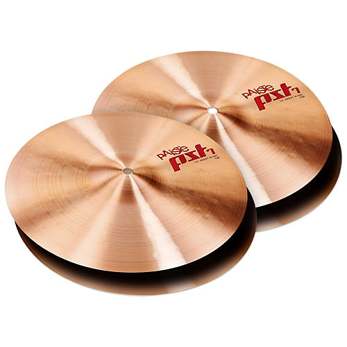 Paiste PST 7 Heavy Hi-Hat Pair-thumbnail