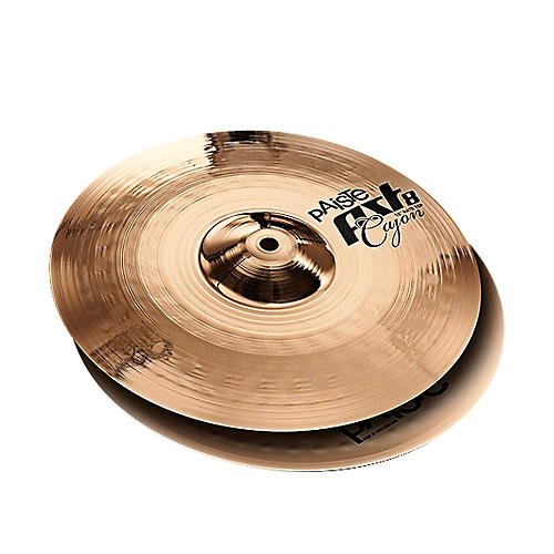 Paiste PST 8 Reflector Cajon Hi-Hats 12 in.