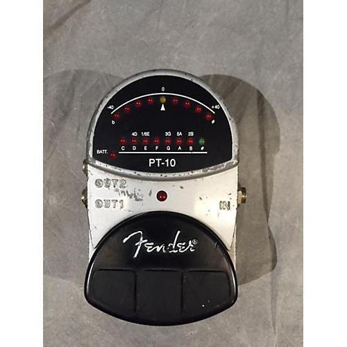 Fender PT-10 Tuner Pedal