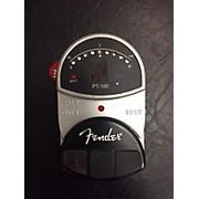 Fender PT-100 Tuner Pedal