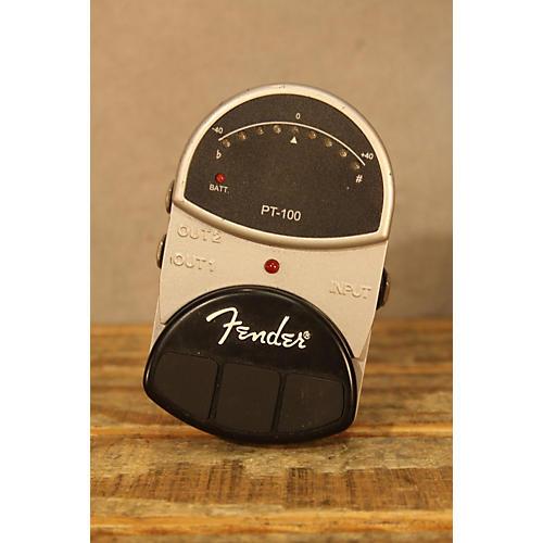 Fender Tuner Pedal : used fender pt 100 tuner tuner pedal guitar center ~ Vivirlamusica.com Haus und Dekorationen