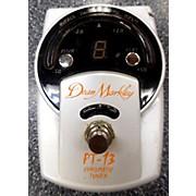Dean Markley PT-13 Tuner Pedal