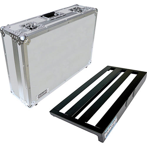Pedaltrain PT-2 Pedal Board with Hardshell ATA Flightcase-thumbnail