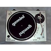 Gemini PT-2100 Turntable