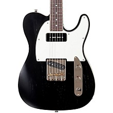PT Special Solid Body Electric Guitar Black Pearl