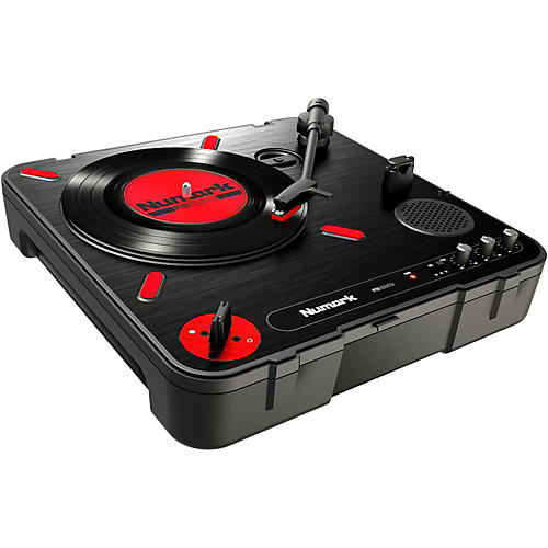 Numark PT01 Scratch Portable Turntable-thumbnail