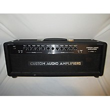 Custom Audio Electronics PT100 Tube Guitar Amp Head