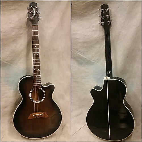 Takamine PT106 Acoustic Electric Guitar-thumbnail
