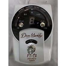 Dean Markley PT13 Tuner Pedal