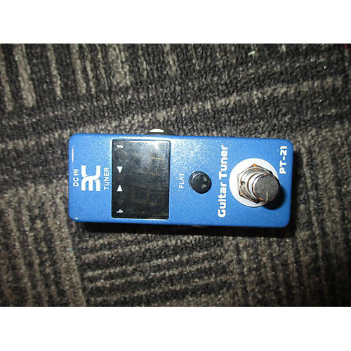 In Store Used PT21 Tuner Pedal
