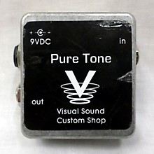 Visual Sound PURE TONE BUFFER Pedal