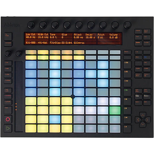 Ableton PUSH Controller with Live 9 Suite-thumbnail